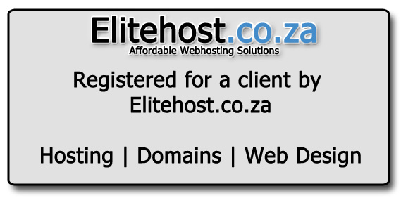 Registered by Elitehost.co.za